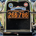 Model A Ford, Old Town Fairfax, Virginia by Mark Summerfield