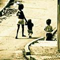 Neighborhood Children by Lucas Souza