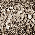 Pebbles 1 by Marcin Rogozinski
