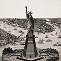 Statue Of Liberty by Granger