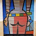 Street Art In Palma Majorca Spain by Richard Rosenshein