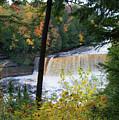 Tahquamenon Falls by Linda Kerkau