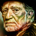 Willie Nelson Collection by Marvin Blaine