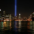 911 Memorial Lighting by Dennis Curry