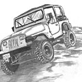 94 Jeep Wrangler by Crystal Suppes