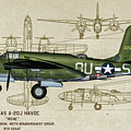 A-20 Havoc - Irene by Tommy Anderson