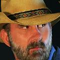 A Bearded Cowboy by Derrick Neill