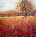 A Beautiful Autumn Day by Natalie Holland