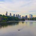 A Beautiful Day In Philadelphia by Bill Cannon