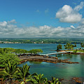 A Beautiful Day Over Hilo Bay by Christopher Holmes