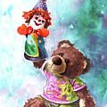 A Birthday Clown For Miki De Goodaboom by Miki De Goodaboom