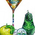 A Bit Of The Bubbly by Jane Loveall