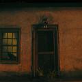 A Black Cat's Night by David Lee Thompson