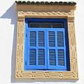 A Blue Window In Morocco by Hilary Emberton
