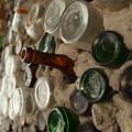 A Bottle In The Wall by Jeff Swan