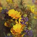 A Bouquet Of Spring  by Saija Lehtonen