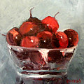 A Bowl Full Of Cherries by Donna Thomas