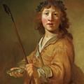 A Boy In The Guise by Gerbrand van