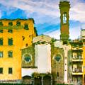 A Breeze Over Florence by Alfio Finocchiaro