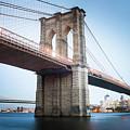 New York Bridge by Sue Maisano