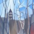 A Brooklyn Church by Ron Erickson