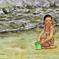 A Bucket Full Of Ocean by Shirley Sykes Bracken