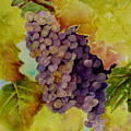 A Bunch Of Grapes by Karen Fleschler