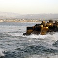 A Cannery Row Autumn by Lorrie Morrison