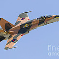 A Cf-188 Hornet Of The Royal Canadian by Rob Edgcumbe