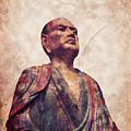 Buddha 5 by Lynn Sprowl