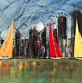 A Chicago Sail by Barry Knauff