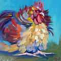 A Chicken Day by Sandra Smith-Dugan