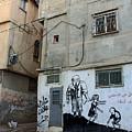 A Child In Palestine by Munir Alawi