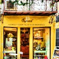 A Chocolate Shop In France by Mel Steinhauer