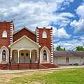 A Church In Sc by TJ Baccari