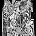 A City 2...   -  Une Ville 2... by Fafard