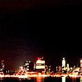A City's Lights by Richard Gerken