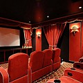 A Classy Home Theater Set Up by Steve Smith