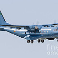 A Cn-235 Transport Aircraft by Rob Edgcumbe