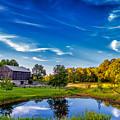 A Country Place by Steve Harrington