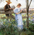 A Country Romance by David B Walkley