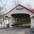 A Covered Bridge by MTBobbins Photography
