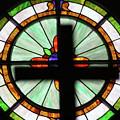 A Cross Window by Joy Tudor