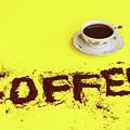 A Cup Full Of Coffee by Susanna Mattioda