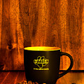 A Cup Of Java From Ozzie's by David Patterson