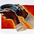 A Cup Of Water by John Lautermilch