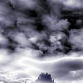 A Dark Heaven's Storm by Abstract Angel Artist Stephen K