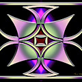 A Dark Splash Of Color 41 by Chuck Staley