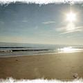 A Day At The Beach by Sandra Clark