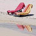 A Day At The Beach by Susan Cliett